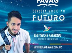 VESTIBULAR AGENDADO FAVAG – EDITAIS