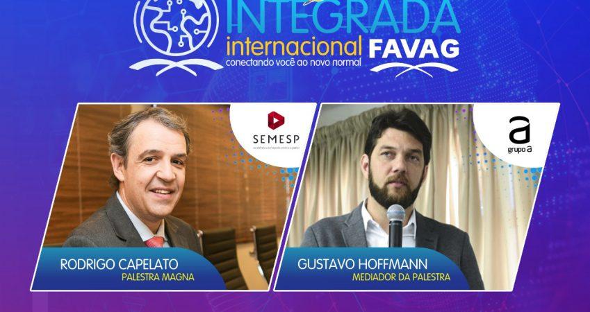 3ª SIIFAVAG | PALESTRAS NACIONAIS E INTERNACIONAIS